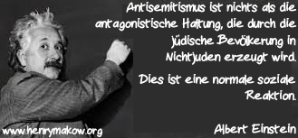 Albert Einstein Antisemitismus